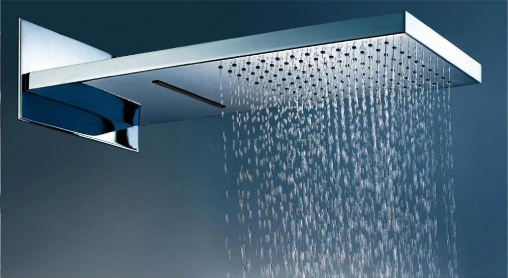 Home u0026gt; Sanitair Overig u0026gt; 22 inch Regendouche waterval douche inbouw